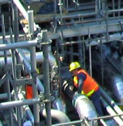 offshore oil gas FPSO ship shipbuilding production newbuild refit repair marine engineering fabrication process piping newfoundland labrador, sea rose, white rose