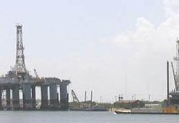 offshore oil rig exploration production newbuild repair marine engineering fabrication semi-submersible Houston Newfoundland
