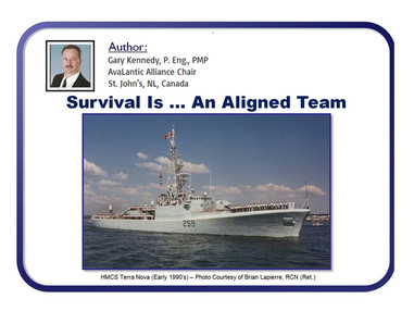 SURVIVAL is... an Aligned Team (2020-10-04)