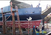 Ship Vessel Refit Build Fabrication Class Society Newfoundland Project