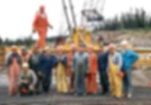 Gary Kennedy, Project Construction, Bridge, Concrete, Cement, Newfoundland