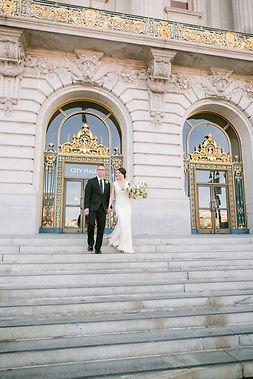Hannah & Lucas' San Francisco Romance