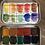 Thumbnail: Handmade Natural Pigment Watercolor