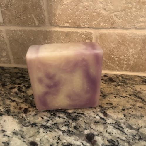 Lavender Artisan Soap - large bar