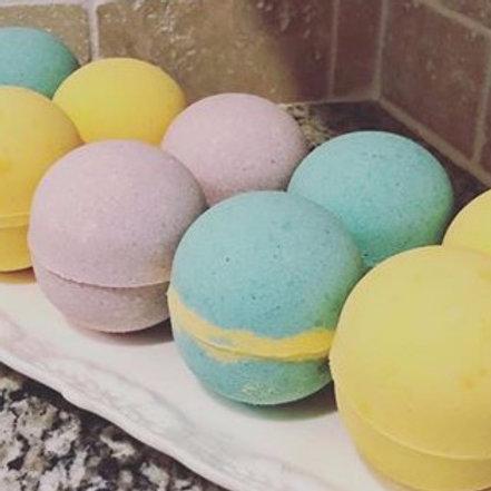 Luscious Mega Moisturizing Bath Bombs Set of 2