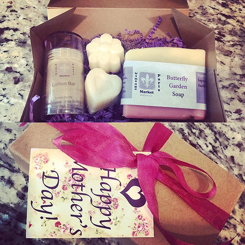 Mother's Day Bath and Body Gift Set