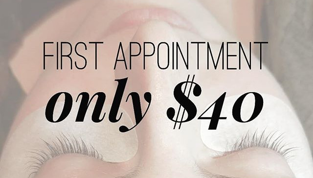 I am currently offering a $40 introductory special on lash lifts!