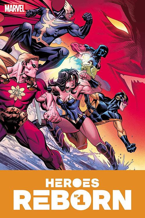 Heroes Reborn #1 1:25