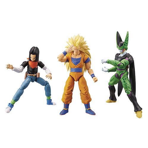 DRAGONBALL SUPER DRAGON STARS AF ASST AA (Net) (C: 1-1-2) BANDAI AMERICA From Ba