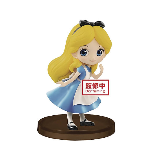 DISNEY GIRLS FESTIVAL Q-POSKET PETIT ALICE FIG (C: 1-1-2) BANPRESTO From Banpres