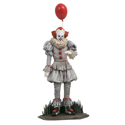 IT CHAPTER 2 GALLERY PENNYWISE PVC FIGURE (C: 1-1-2) DIAMOND SELECT TOYS LLC A D