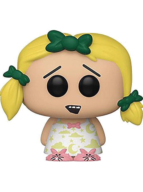 POP ANIMATION SOUTH PARK BUTTERS AS MARJORINE VINYL FIG ( Must order 12 or more)