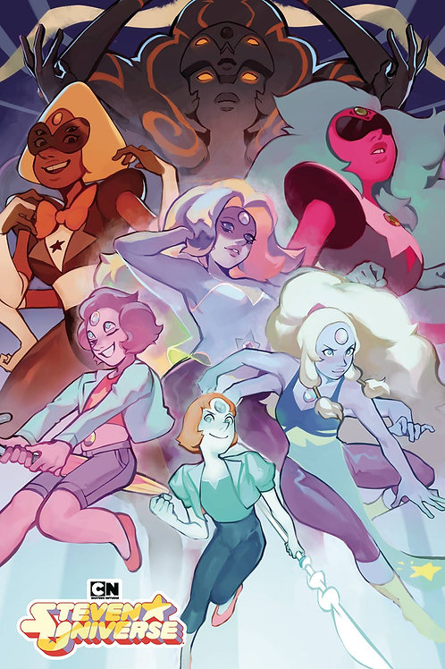 STEVEN UNIVERSE #27 CONVENTION EXCL VAR BOOM! STUDIOS *  Don't miss your opportu