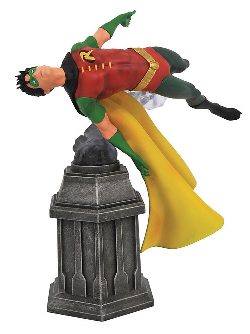 DC COMICS GALLERY ROBIN PVC STATUE (C: 1-1-2) DIAMOND SELECT TOYS LLC