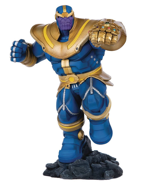 MARVEL CONTEST OF CHAMPIONS THANOS 1:10 SCALE PVC STATUE (Ne PCS COLLECTIBLES Fr