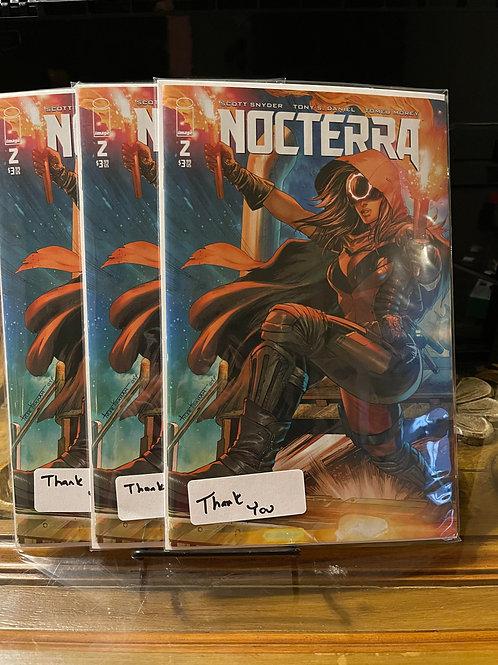 Nocterra Z Thank you variant