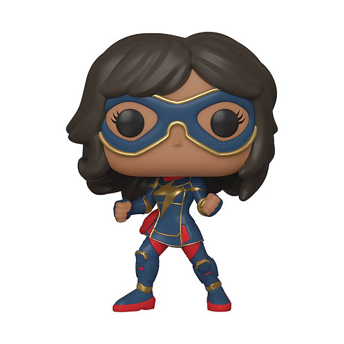 POP GAMES AVENGERS GAME KAMALA KHAN STARK TECH SUIT (must order 12 or more)