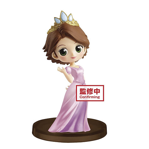 DISNEY GIRLS FESTIVAL Q-POSKET PETIT RAPUNZEL FIG (C: 1-1-2) BANPRESTO From Banp