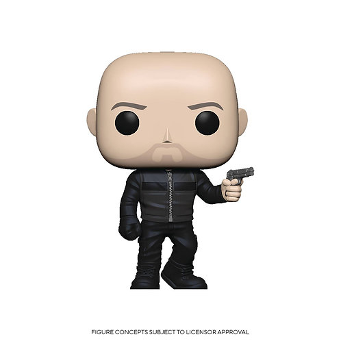 POP MOVIES HOBBS & SHAW SHAW VIN FIG (must order 12 or more)