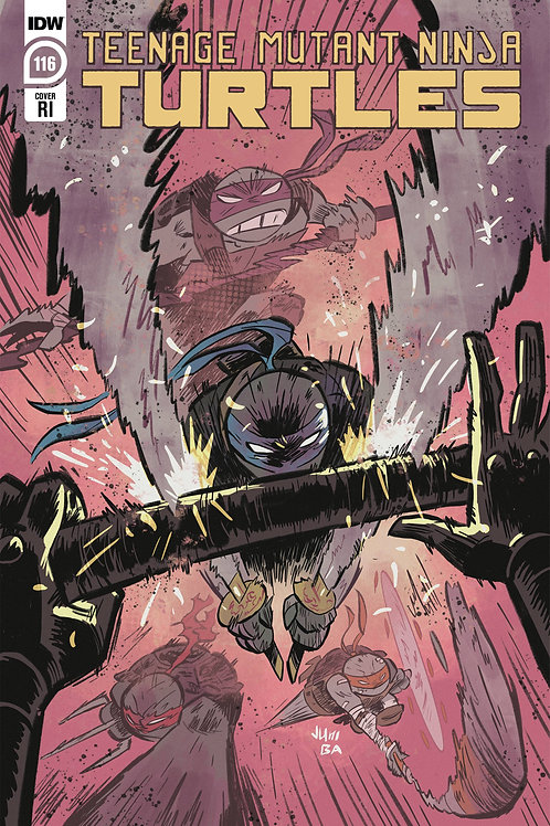 TMNT ONGOING #116 1:10
