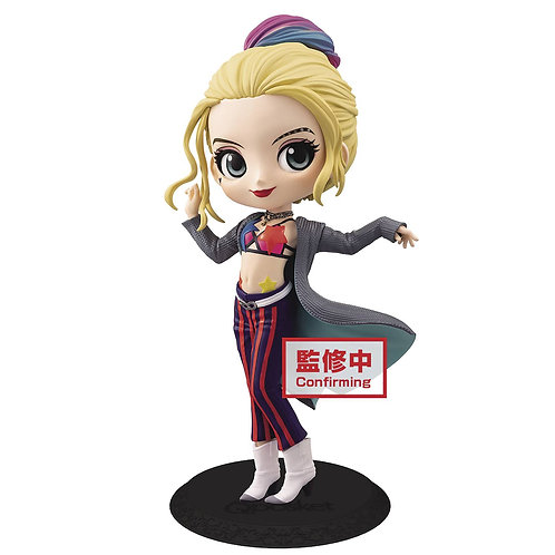 BIRDS OF PREY Q-POSKET HARLEY QUINN V2 FIG (C: 1-1-2) BANPRESTO From Banpresto.