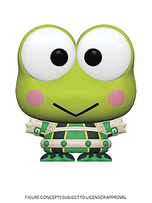 POP ANIMATION SANMHA KEROPPI TSUYU VIN FIG (must order 12 or more)