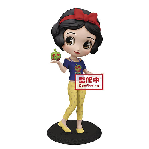 DISNEY AVATAR Q-POSKET SNOW WHITE FIG (C: 1-1-2) BANPRESTO From Banpresto. Snow