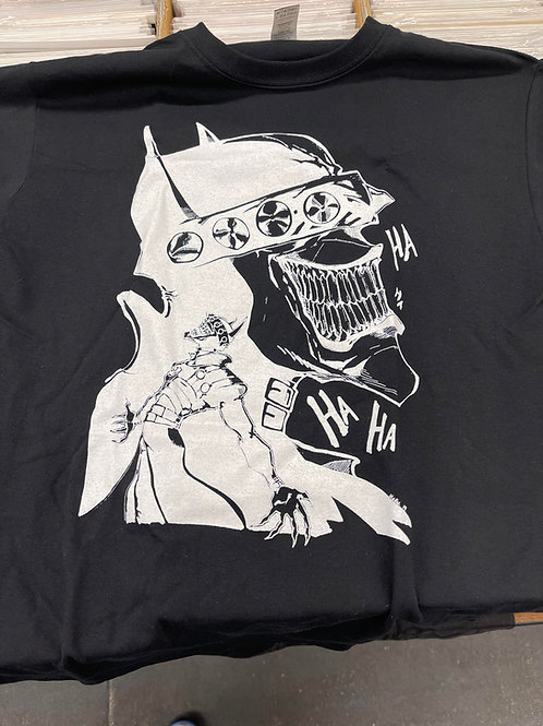 Brandon's Comics Batman who Laughs t-shirt s,m,l,xl,xxl