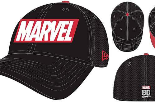 MARVEL COMICS LOGO PX NEO FLEXFIT CAP