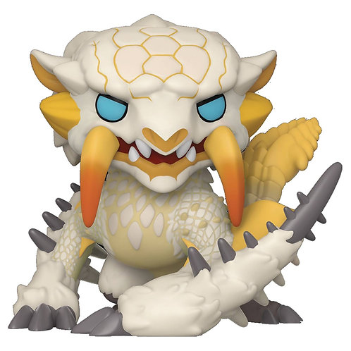 POP ANIMATION MONSTER HUNTER FROSTFANG VIN FIG (C: 1-1-2) FUNKO The characters o