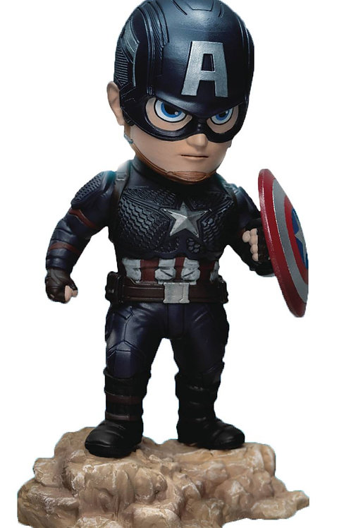 AVENGERS ENDGAME MEA-011 CAPTAIN AMERICA PX FIG (C: 1-1-2) BEAST KINGDOM CO., LT