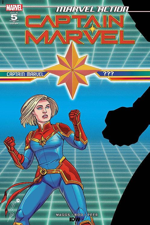 Marvel Action Captain Marvel #5 11-book bundle (10)A + 1:10