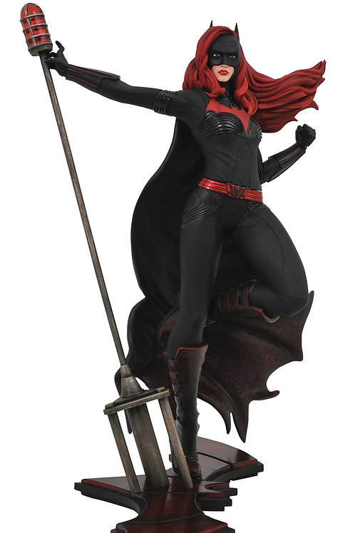 CW GALLERY BATWOMAN PVC FIGURE (C: 1-1-2) DIAMOND SELECT TOYS LLC The newest her