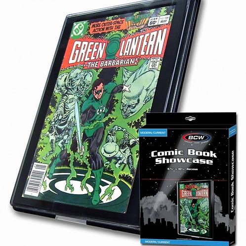 5 pack of Comic Book Showcase -