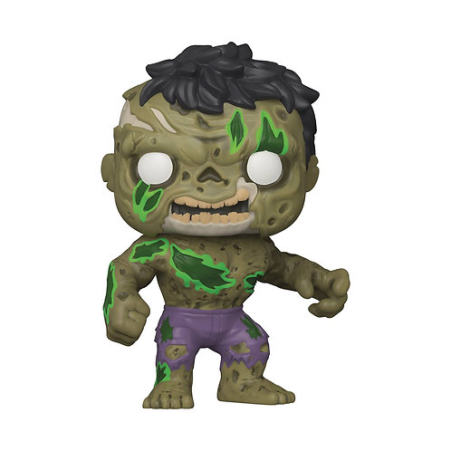 POP MARVEL ZOMBIES HULK VIN FIG (Must order 6 or more)