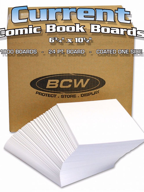 1000 modern bags and boards.