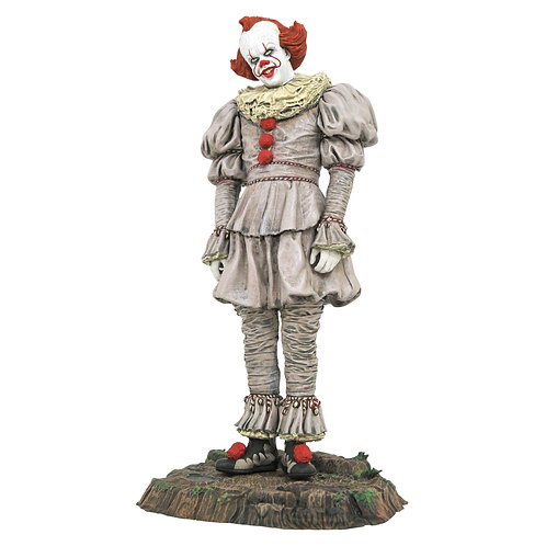 IT 2 GALLERY PENNYWISE SWAMP PVC STATUE (C: 1-1-1) DIAMOND SELECT TOYS LLC A Dia
