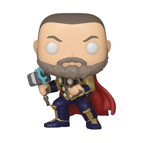 POP GAMES AVENGERS GAME THOR STARK TECH SUIT (must order 12 or more)