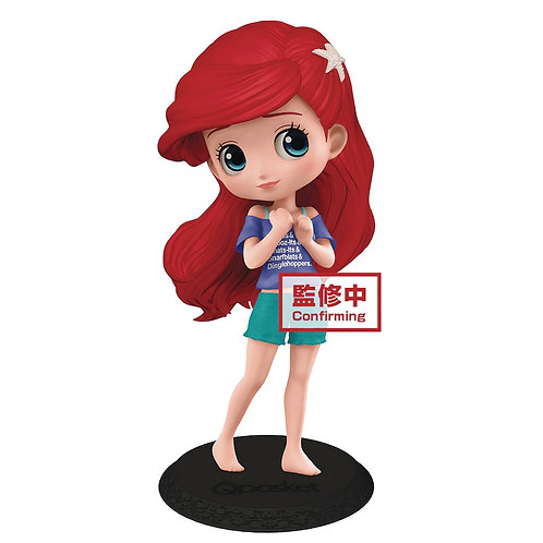 DISNEY THE LITTLE MERMAID Q-POSKET ARIEL AVATAR STYLE FIG (C BANPRESTO From Banp