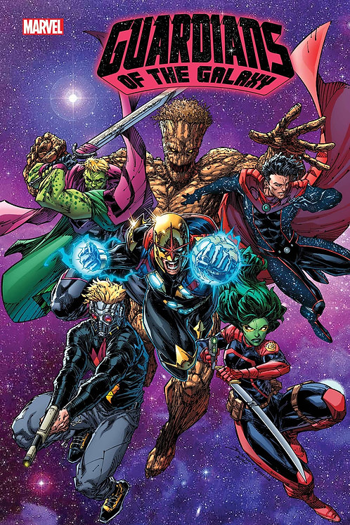 GUARDIANS OF THE GALAXY #13 POSTER MARVEL COMICS