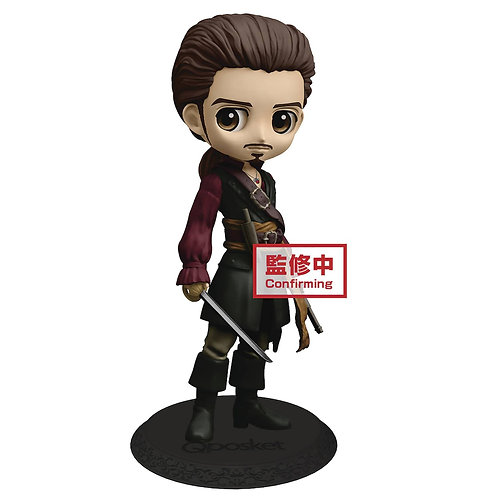 DISNEY POTC Q-POSKET WILL TURNER FIG (C: 1-1-2) BANPRESTO From Banpresto. Will T