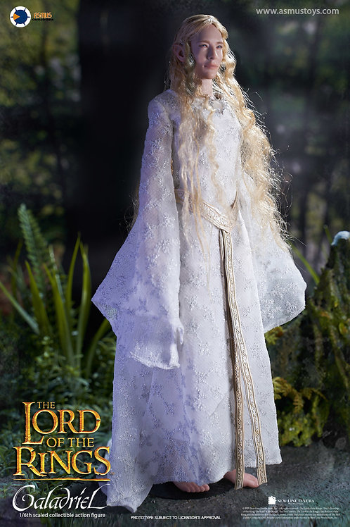 LORD OF THE RINGS GALADRIEL 1/6 AF (Net) (C: 1-1-2) ASMUS TOYS, INC. From Asmus