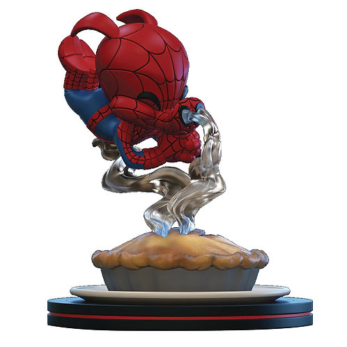 MARVEL SPIDER-HAM Q-FIG DIORAMA FIGURE (C: 1-1-2) QUANTUM MECHANIX INC Nothing c
