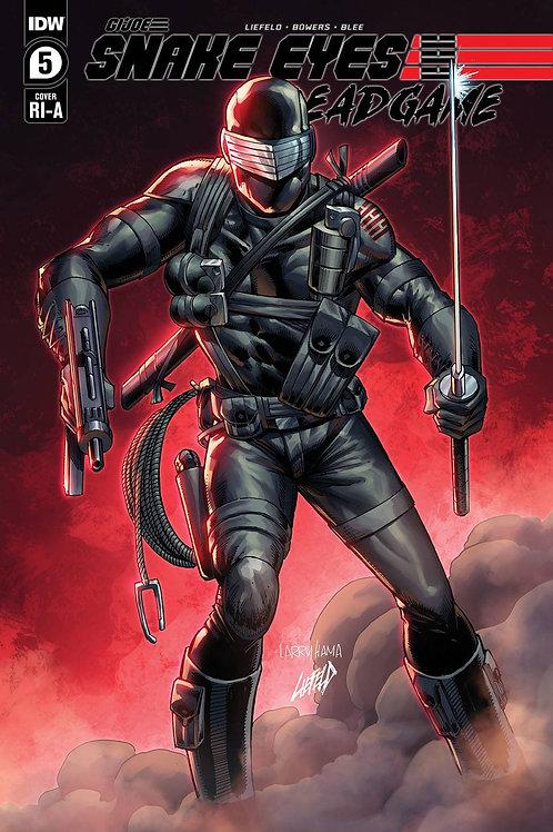 Snake Eyes Deadgame #5 (of 5) 11-bk bundle (5)A, (5)B + 1:10