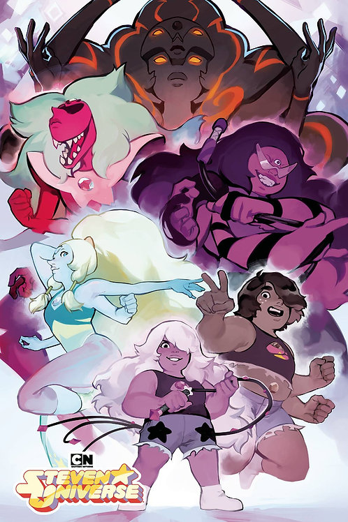 STEVEN UNIVERSE #26 CONVENTION EXCL VAR BOOM! STUDIOS *  Don't miss your opportu
