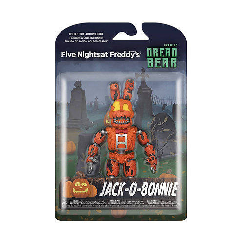 FNAF JACK-O-BONNIE AF (C: 1-1-1) FUNKO From Funko. These animatronics from Five