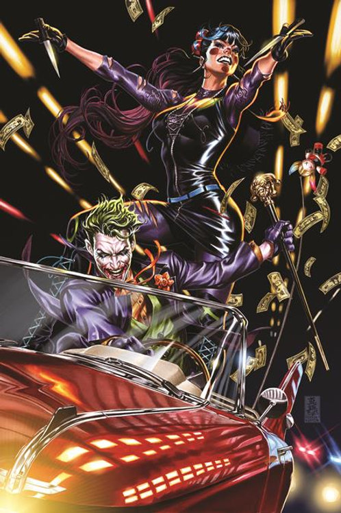 RETAILER JOKER #1 BUNDLE (25)As+(1:25) COVER A IS GOING FOR $10-$15.