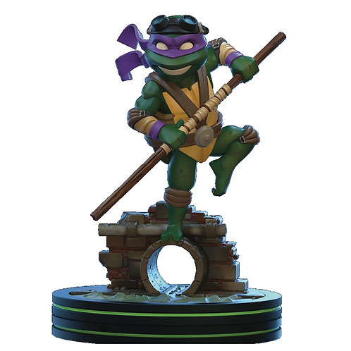 TMNT DONATELLO Q-FIG DIORAMA FIGURE (C: 1-1-2) QUANTUM MECHANIX INC Donatello ma