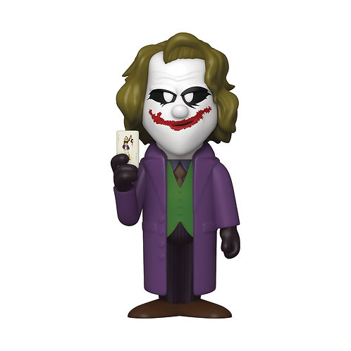 VINYL SODA BATMAN THE DARK KNIGHT JOKER W/ CHASE (C: 1-1-2) FUNKO Introducing Fu