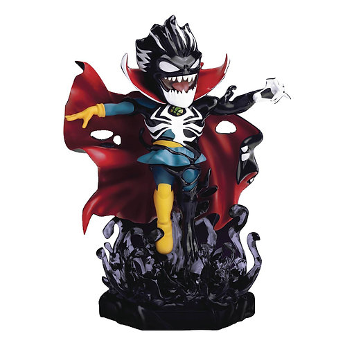 MARVEL MAXIMUM VENOM MEA-018 VENOMIZED DR STRANGE FIG (C: 1- BEAST KINGDOM CO.,